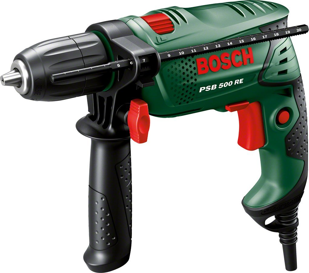 Bosch PSB 500 RE Schlagbohrmaschine