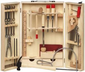 kinderwerkzeug werkzeug aus holz und kunststoff machen. Black Bedroom Furniture Sets. Home Design Ideas